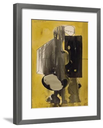 Untitled, 1944-Robert Motherwell-Framed Giclee Print