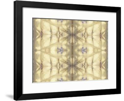 Mirrored Abstraction II-Jennifer Goldberger-Framed Limited Edition