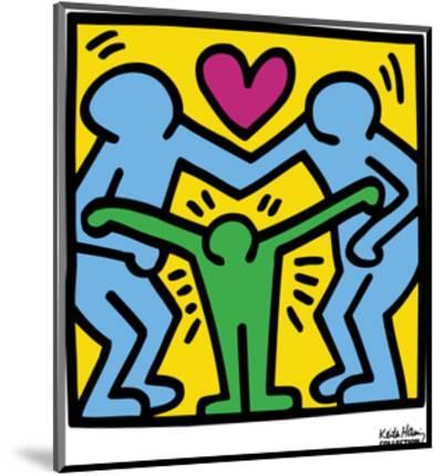 Pop Shop-Keith Haring-Mounted Art Print