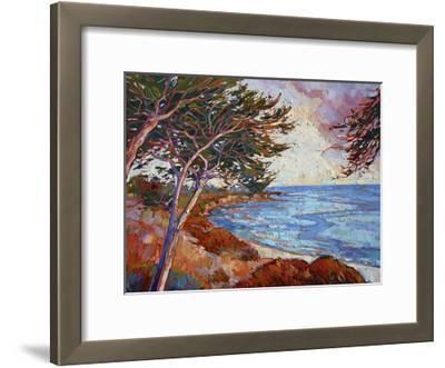 Monterey Cypress-Erin Hanson-Framed Giclee Print
