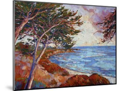 Monterey Cypress-Erin Hanson-Mounted Giclee Print