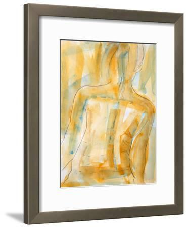 Nude #1-Lisa Mintz-Framed Art Print