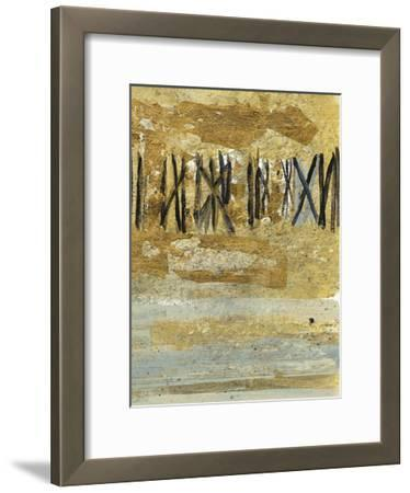 Gold Forest 2-Smith Haynes-Framed Art Print
