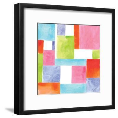 Relativity III-Beverly Dyer-Framed Art Print