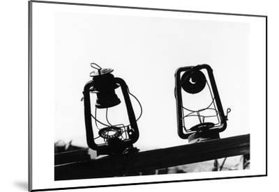Bodi Lanterns-Albert Koetsier-Mounted Art Print