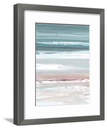 Beachy Memories 1-Smith Haynes-Framed Art Print