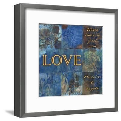 Winter Love-Smith Haynes-Framed Art Print