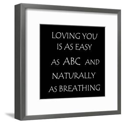 ABC-Sheldon Lewis-Framed Art Print