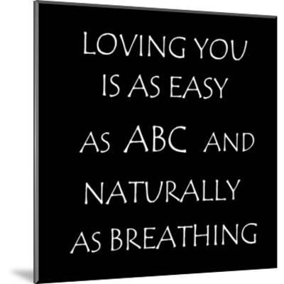 ABC-Sheldon Lewis-Mounted Art Print