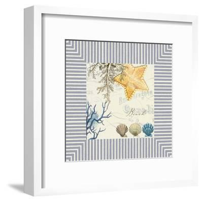 Beach Star-Elizabeth Jordan-Framed Art Print