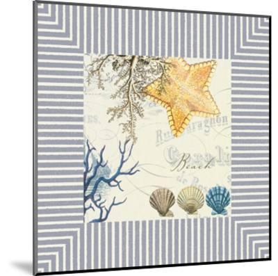 Beach Star-Elizabeth Jordan-Mounted Art Print