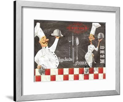 Silverware-Elizabeth Jordan-Framed Art Print