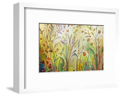 Welcome to My Garden-Jennifer Lommers-Framed Giclee Print