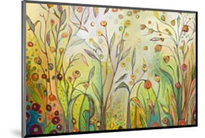 Welcome to My Garden-Jennifer Lommers-Mounted Giclee Print