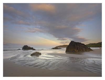 Playa Espadilla, Manuel Antonio National Park, Costa Rica-Tim Fitzharris-Art Print