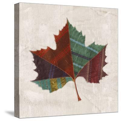 Forest Leaves I-Clara Wells-Stretched Canvas Print