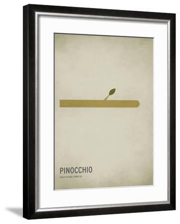 Pinocchio-Christian Jackson-Framed Art Print