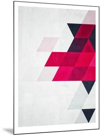 Untitled (minimylysse)-Spires-Mounted Art Print
