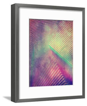 Untitled (lyyn tyym)-Spires-Framed Art Print