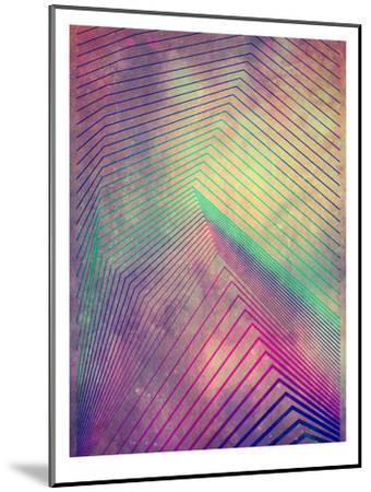 Untitled (lyyn tyym)-Spires-Mounted Art Print