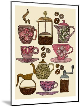 Have Some Coffee-Valentina Ramos-Mounted Art Print