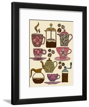 Have Some Coffee-Valentina Ramos-Framed Art Print