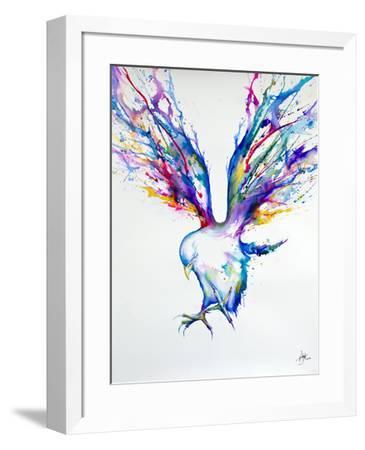 Achilles-Marc Allante-Framed Art Print