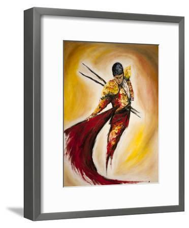 Matador-Marc Allante-Framed Art Print