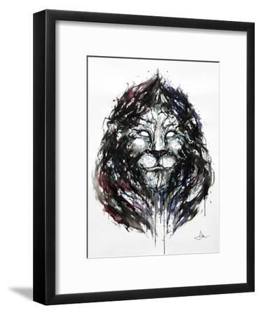 Ozymandius-Marc Allante-Framed Art Print