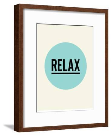 Relax-Brett Wilson-Framed Art Print