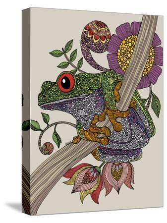 Phileus Frog-Valentina Ramos-Stretched Canvas Print