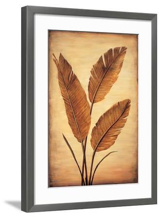 Treasured Palm II-David Parks-Framed Giclee Print