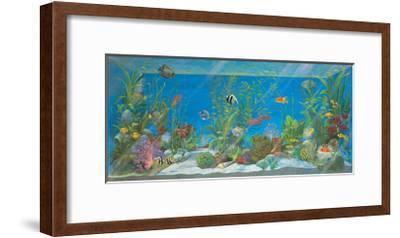 Acquario-Isabella Cuccato-Framed Giclee Print