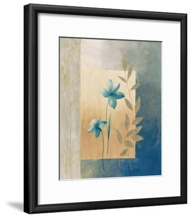 Fleurs bleues I-Etienne Bonnard-Framed Giclee Print