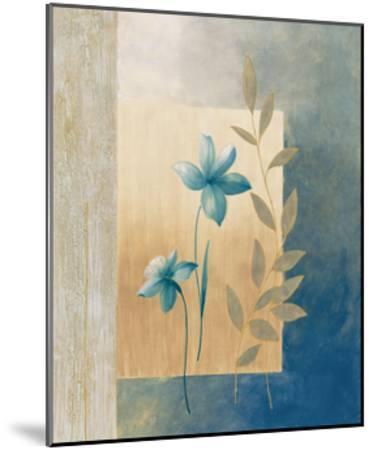Fleurs bleues I-Etienne Bonnard-Mounted Giclee Print