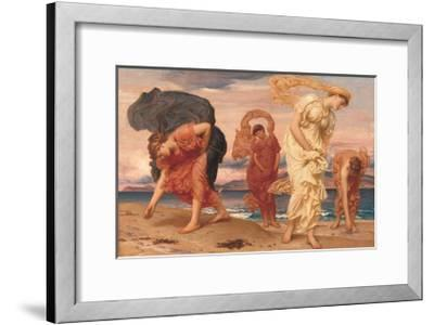 By the Sea-Frederick Leighton-Framed Giclee Print