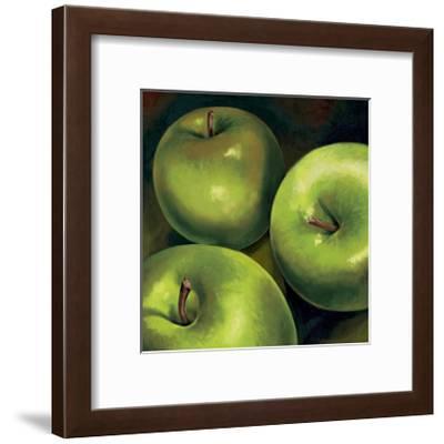 Mele verdi-Stefania Mottinelli-Framed Giclee Print