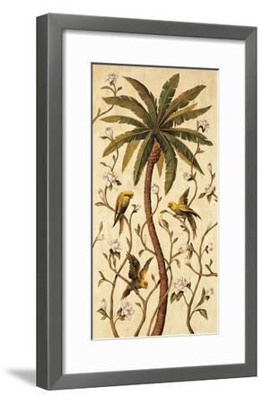 Tropical Panel II-Rodolfo Jimenez-Framed Giclee Print