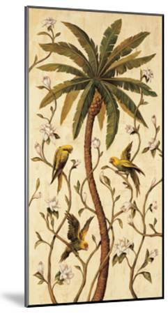Tropical Panel II-Rodolfo Jimenez-Mounted Giclee Print