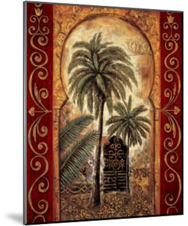 Moroccan Collage I-Eduardo Moreau-Mounted Giclee Print