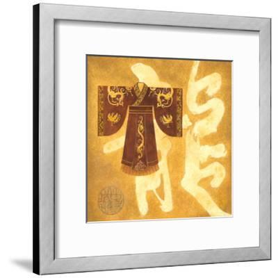 Prince's Dress-Anne Luneau-Framed Giclee Print