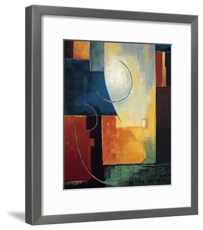 In the Mix II-Franklin Taylor-Framed Giclee Print