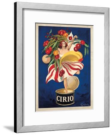 Cirio-Leonetto Cappiello-Framed Giclee Print