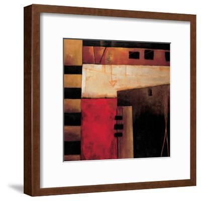 Destination II-Max Hansen-Framed Giclee Print