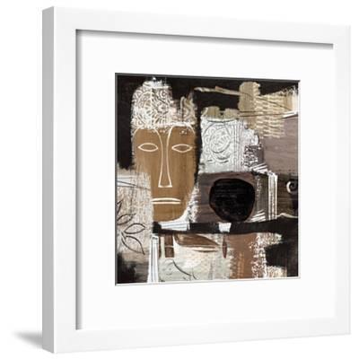 Ethno II-Patrick Carney-Framed Giclee Print