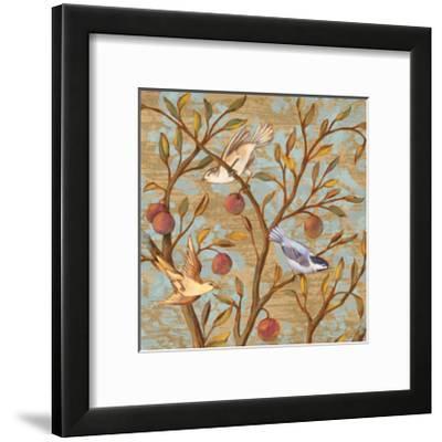 Getting Together II-Rodolfo Jimenez-Framed Giclee Print