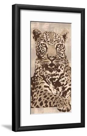 Leopard-Andrew Cooper-Framed Giclee Print