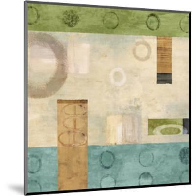 Variations II-Brent Nelson-Mounted Giclee Print