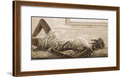 Dolce Pensare-Gualtiero Bassi Scala-Framed Giclee Print