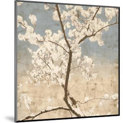 Cherry Blossoms I-John Seba-Mounted Giclee Print